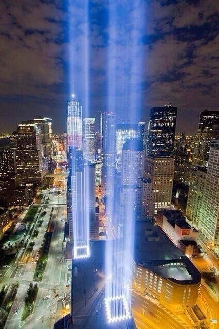 Ground Zero, New York - Via @GooglePics