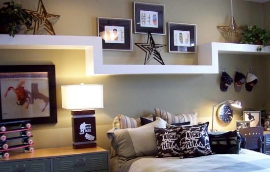 5 Modern Floating Shelf Arrangement Ideas Floating Shelf