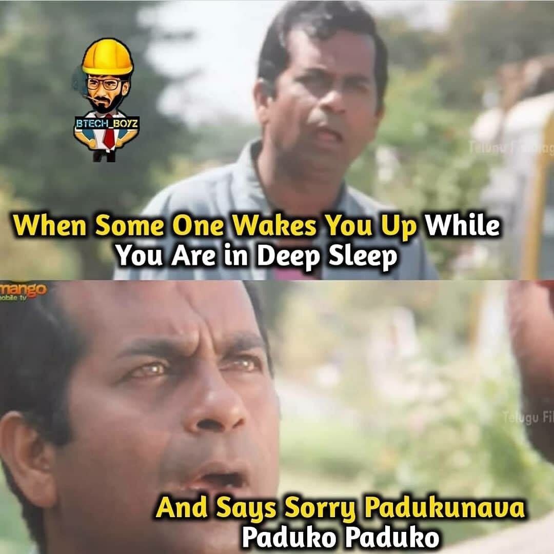 4 311 Likes 107 Comments Telugu Memes Fun Telugu Memes Fun On Instagram Goodmorning Follow Telugu M Really Funny Memes Best Funny Jokes Jokes Images