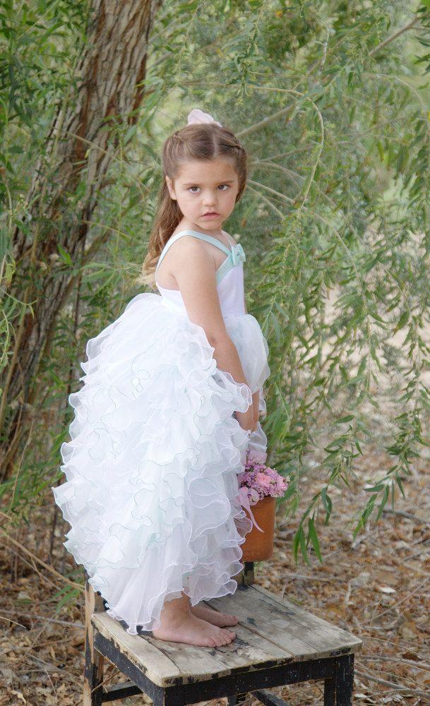 Flower Girl Dress – Tiffany