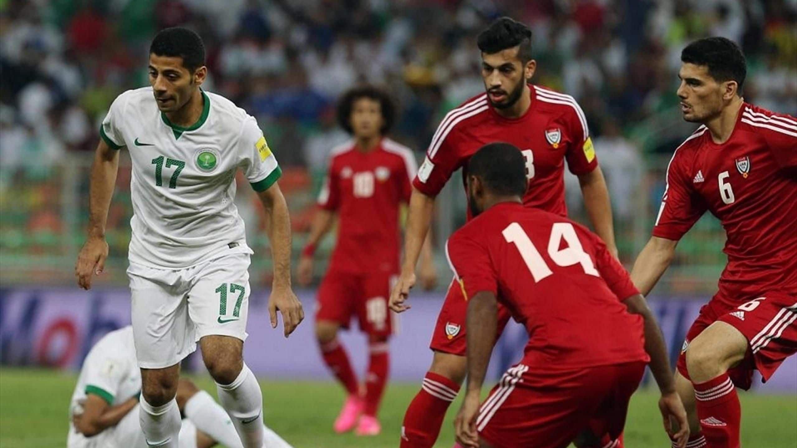 نتيجة مباراة السعودية والإمارات اليوم وملخص مواجهة الأخضر أمام
