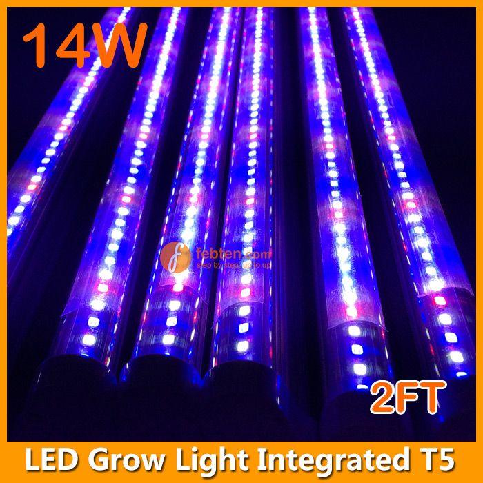 14w 2ft Led Plant Growing Lighting Led Grow Lights Grow Lights Led Grow