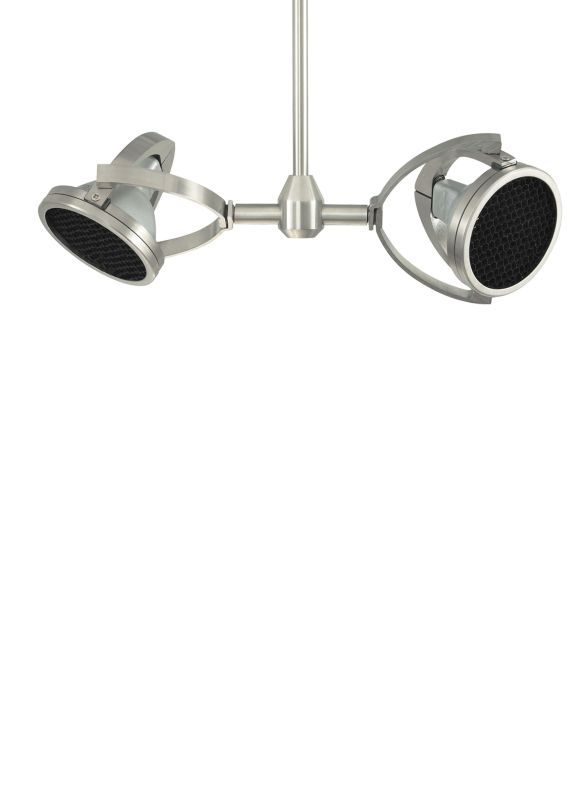 Tech Lighting 700MPELT03 Elton 2 Light Monopoint Halogen Dual Track