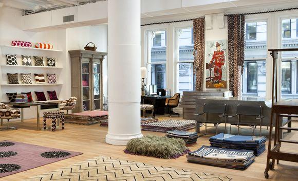 Madeline Weinrib Showroom NYC