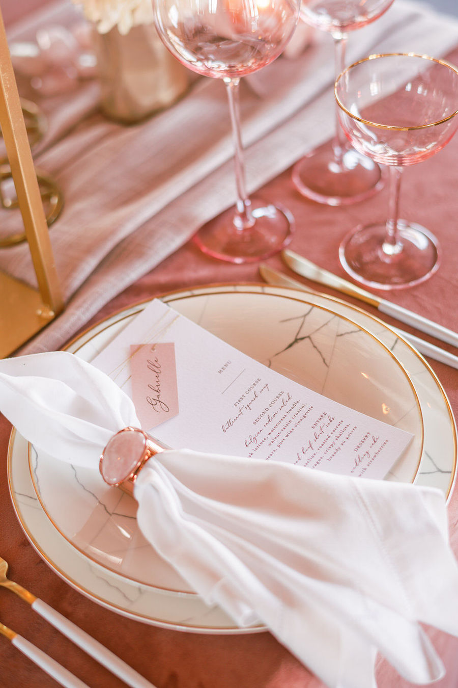 Signature Party Rentals Ft On Luxe Linen California Southern California Orange County Wedding Seating D Linen Rentals Floral Design Hemstitch Napkin