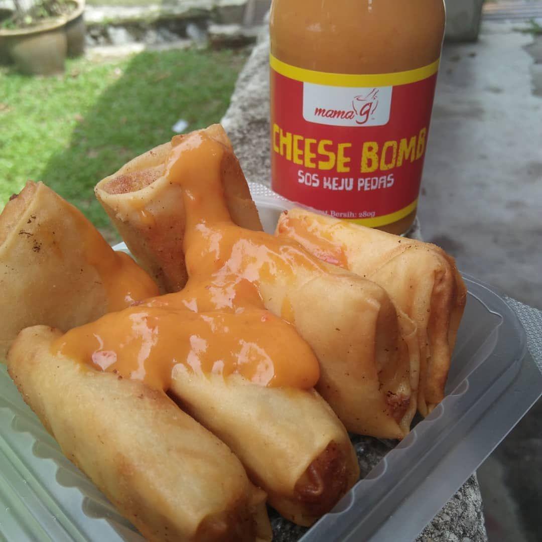 Assalamualaikum Semua Boleh Dapatkan Cheese Bomb Sos Keju Pedas Dengan Harga Rm18 Sebotol Sos Ni Creamy Cheesy Spicy Sedappppp Food Pretzel Bites Bread