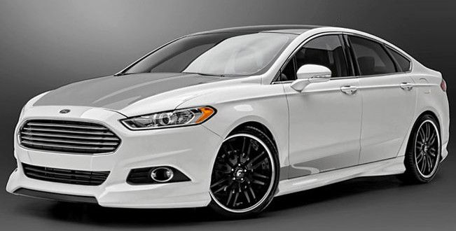 2018 Ford Fusion The Brand New Mid Size Sedan Produced By Ford