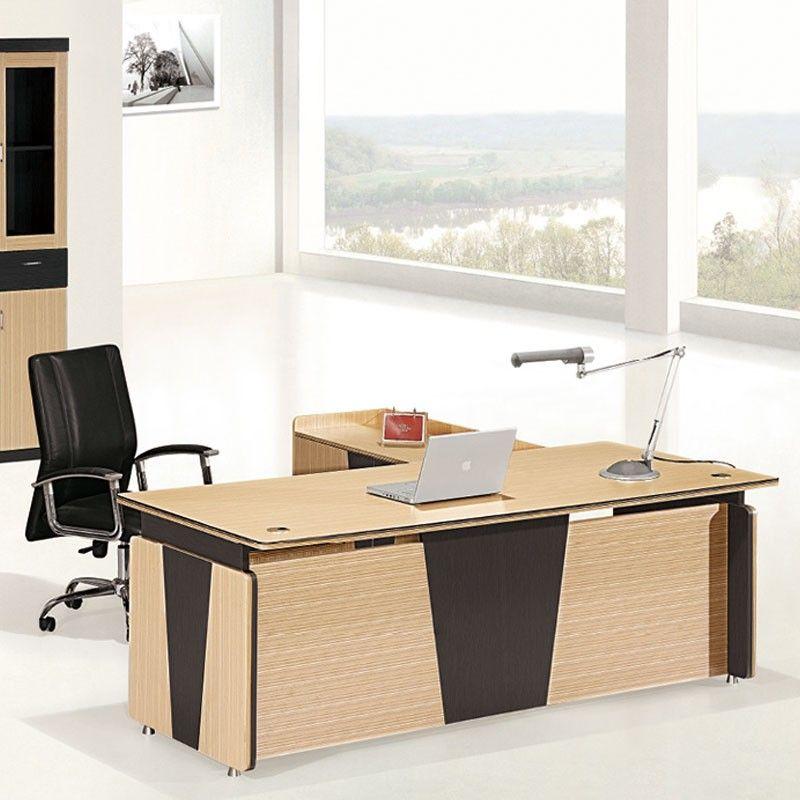 Cheap Office Furniture L Shape Modern Design European Style Office