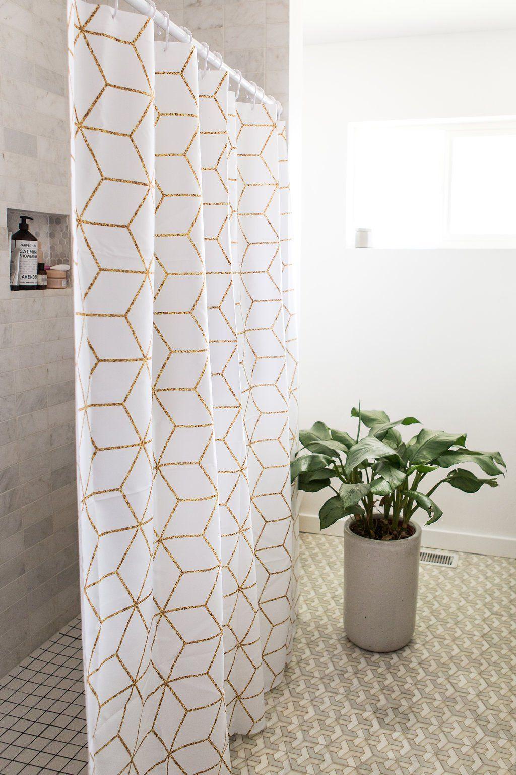 Mid Century Modern Shower Curtains Trend