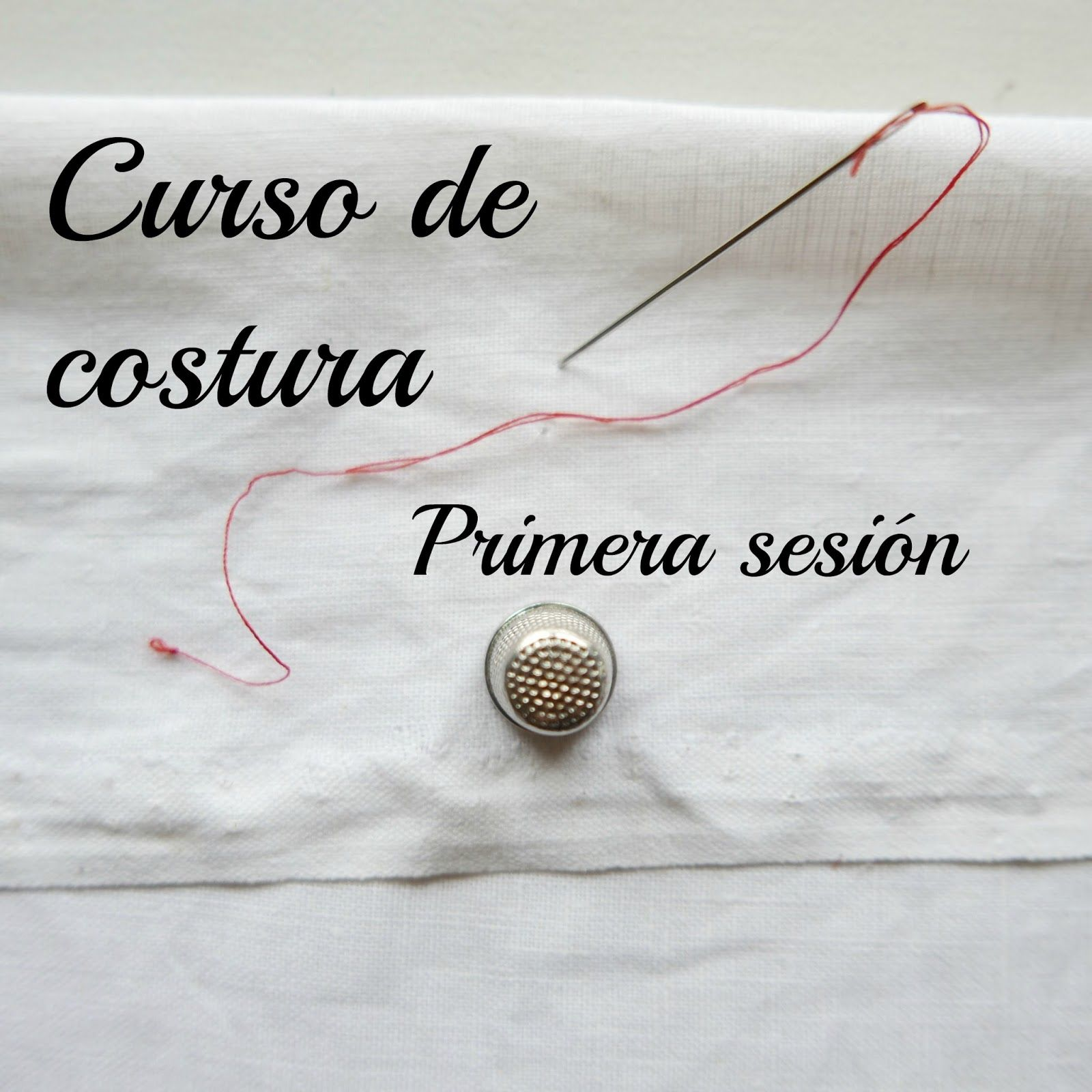 Curso costura : aprender a coser | Costura | Pinterest | Costura ...