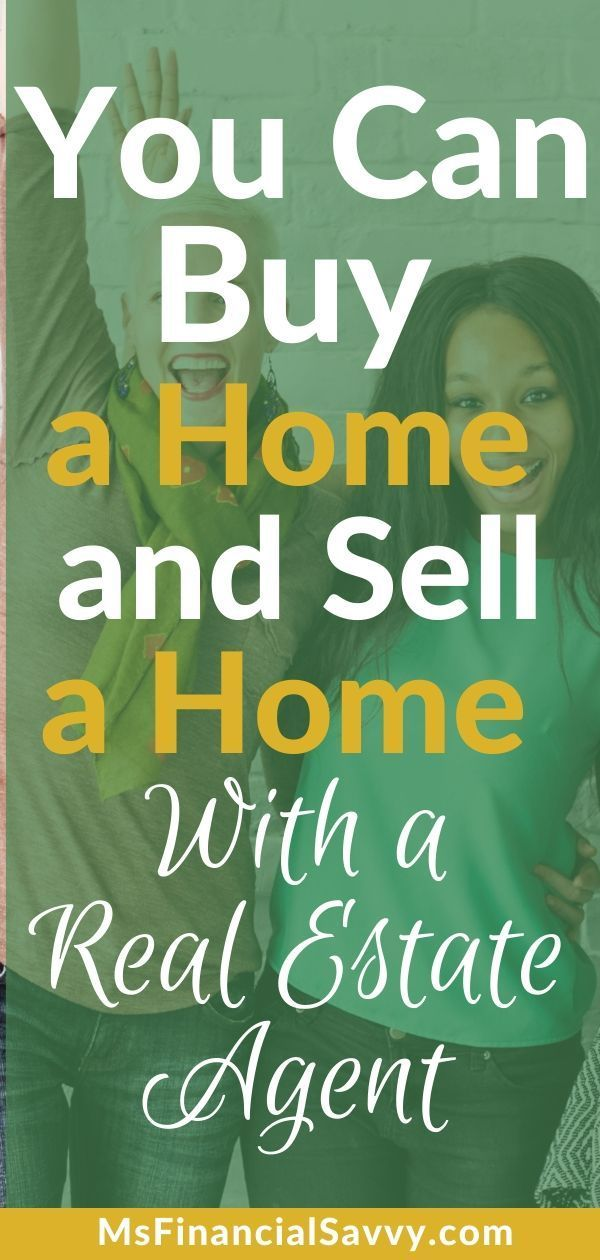 Sell Your Home With a Real Estate Agent or by sale by ...