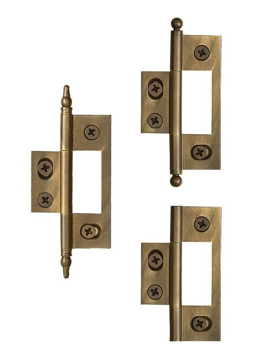 Non Mortised Cabinet Hinges 2 1 2 Sold As Pair Hinges Door Hinges Cabinet Hinges