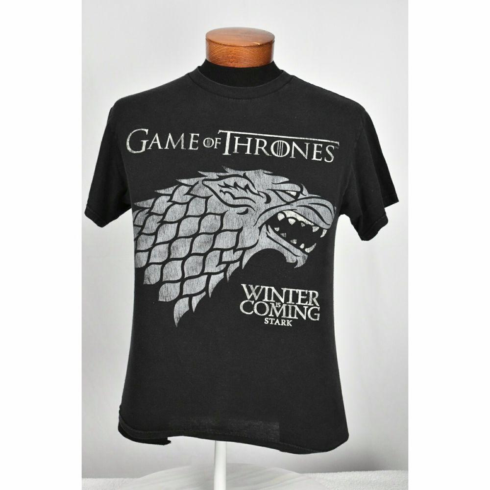 Game of Thrones Winter is Coming Stark Sigil Men/'s