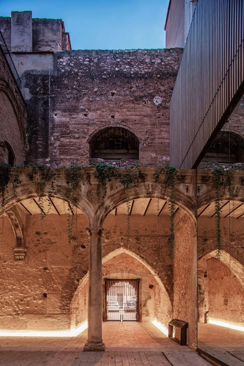 Renewal Of The Palau-Castell Renaissance Cloister In Betxí - Picture gallery