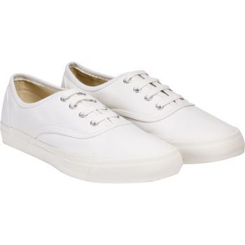 0c94ace03 Costco  PRO-Keds® Ladies  Canvas Shoe - White
