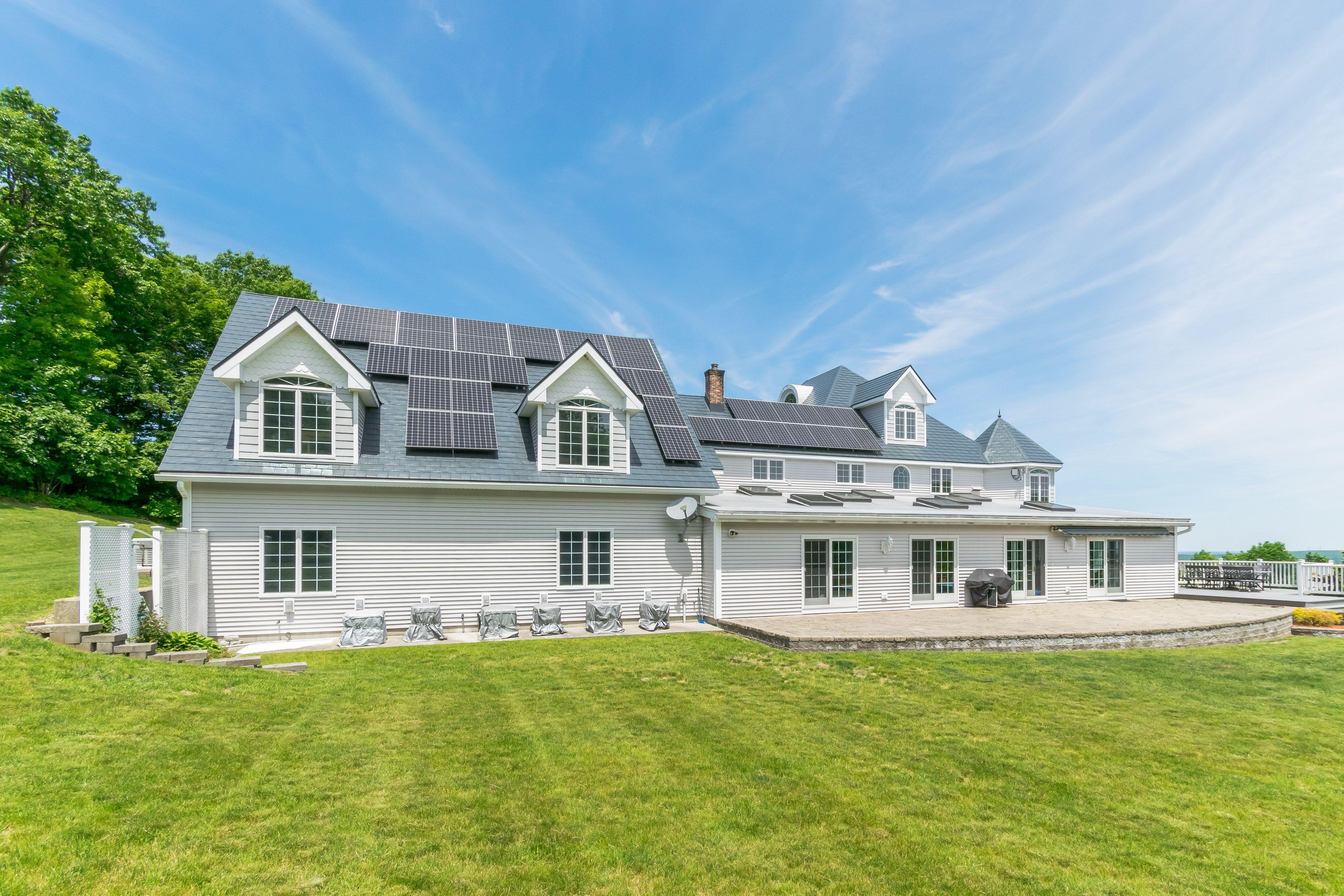 Aluminum Slate Roofing Aluminum Shingles Mont Vernon Roofing