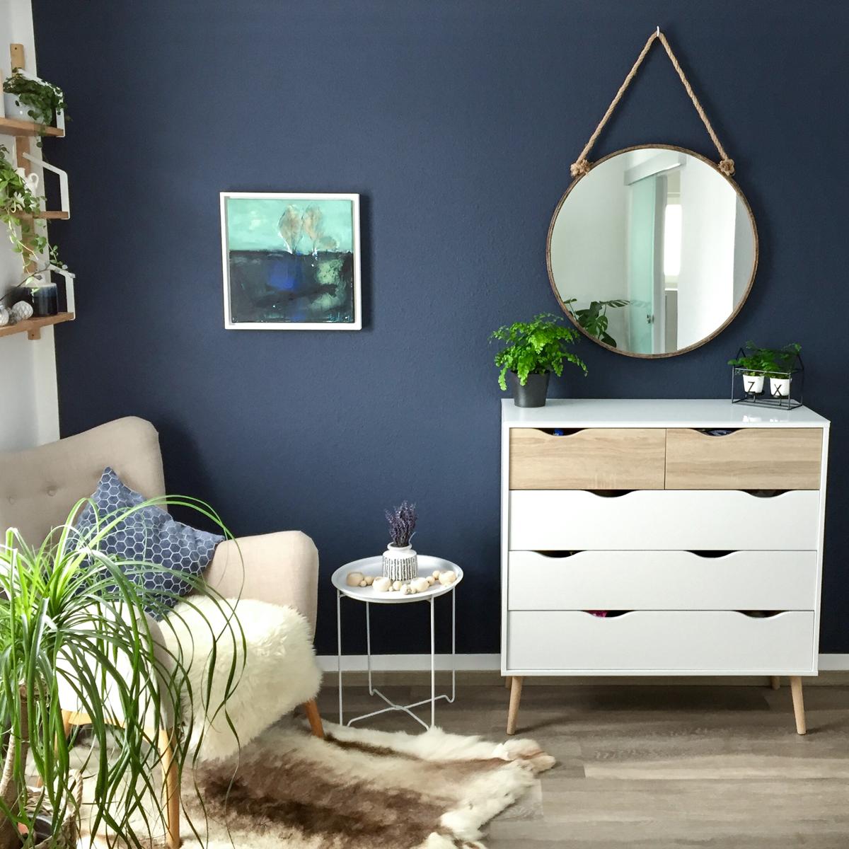 Belem Architects Finest Schoner Wohnen Farbe Ein Kostbares Tiefgrundiges Blau D In 2020 Schoner Wohnen Schlafzimmer Blaues Schlafzimmer Schoner Wohnen Farbe