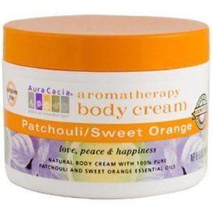 Natural and organic lotions and creams :)