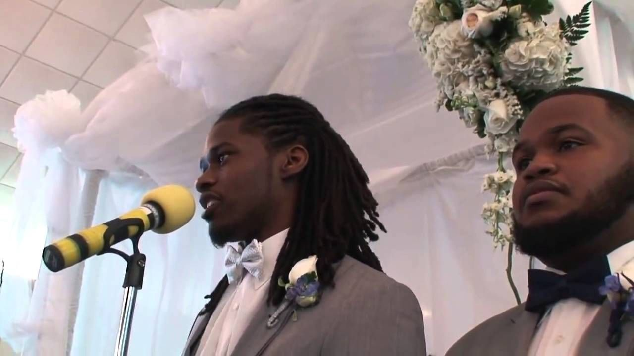 Bride Breaks Down Into Tears Because