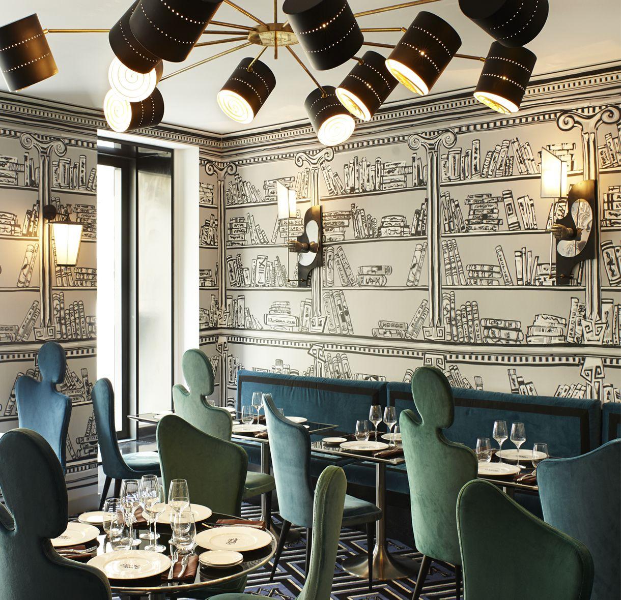 Décoration intérieure / Professionnels / Restaurant / Original ...