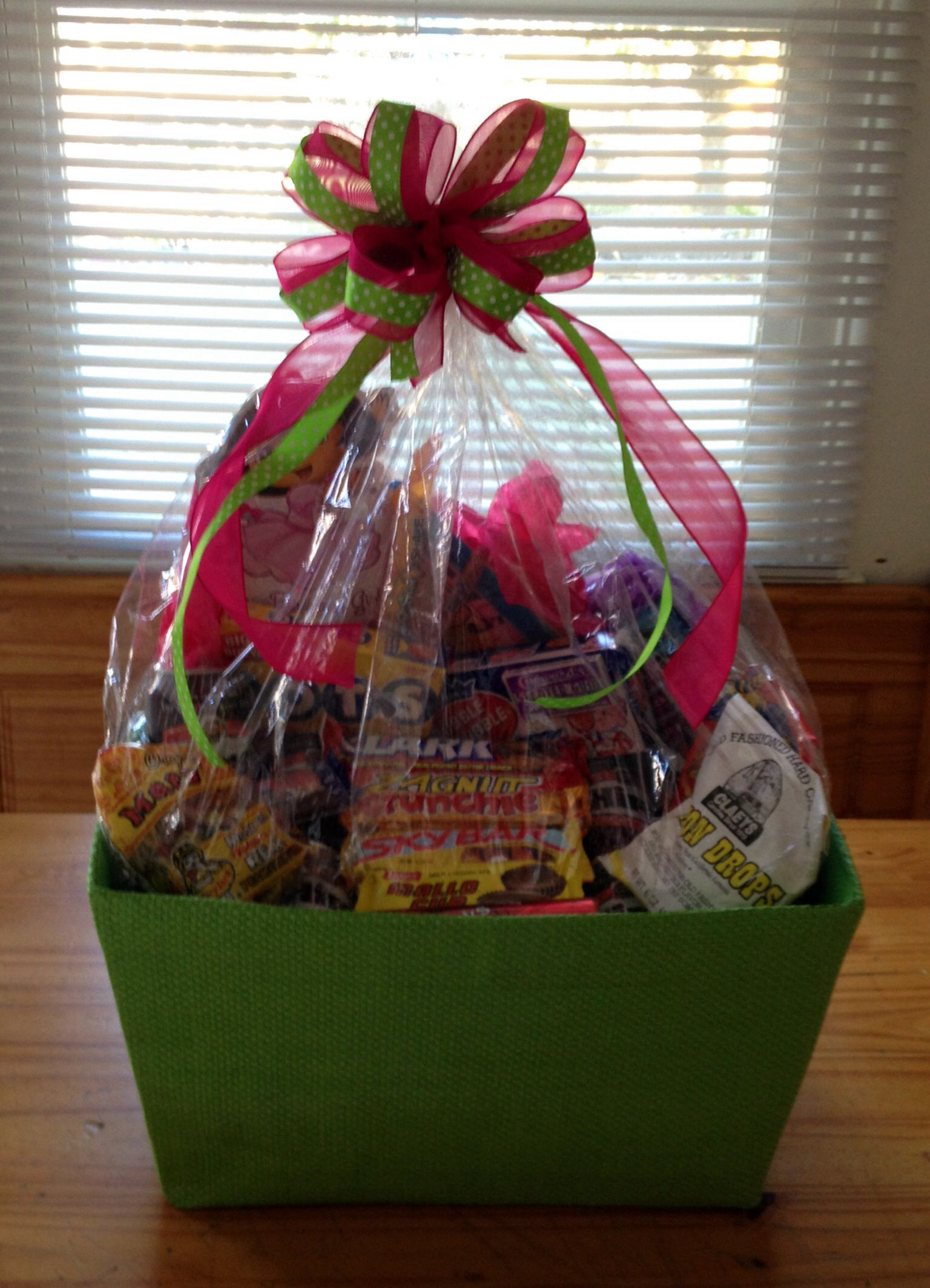 Nostalgia Gift Basket For Grandmas 80th Birthday Hire Root Beer Dubble Bubble Chowards
