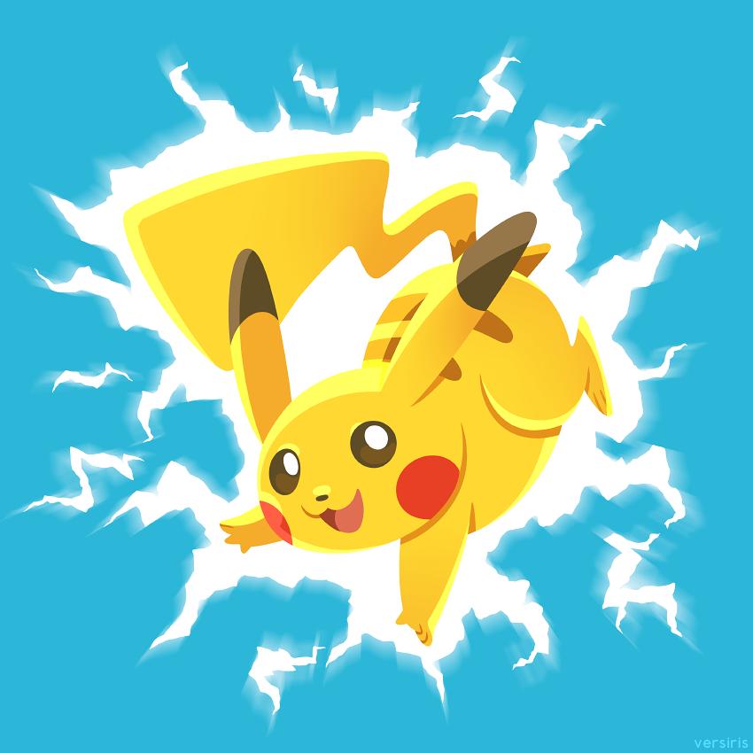 PKMN Pikachu by on