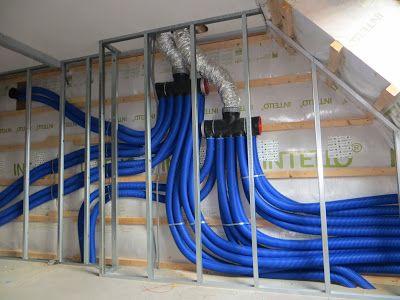 Mon chantier de rénovation BBC VMC étage rénovation maison
