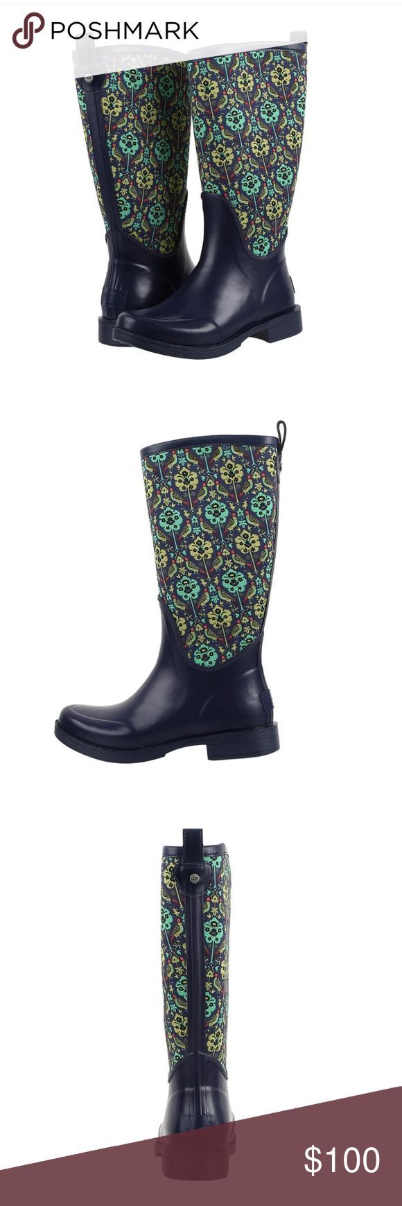 #Boots #NWT #Rain #Rainy Day Outfit for date #Ugg UGG rain boots NWT        ポッシュマークで買い物中に発見:UGGレインブーツ! #poshmark #ファッション #ショッピング #スタイル #UGG #靴 #rainydayoutfitforwork