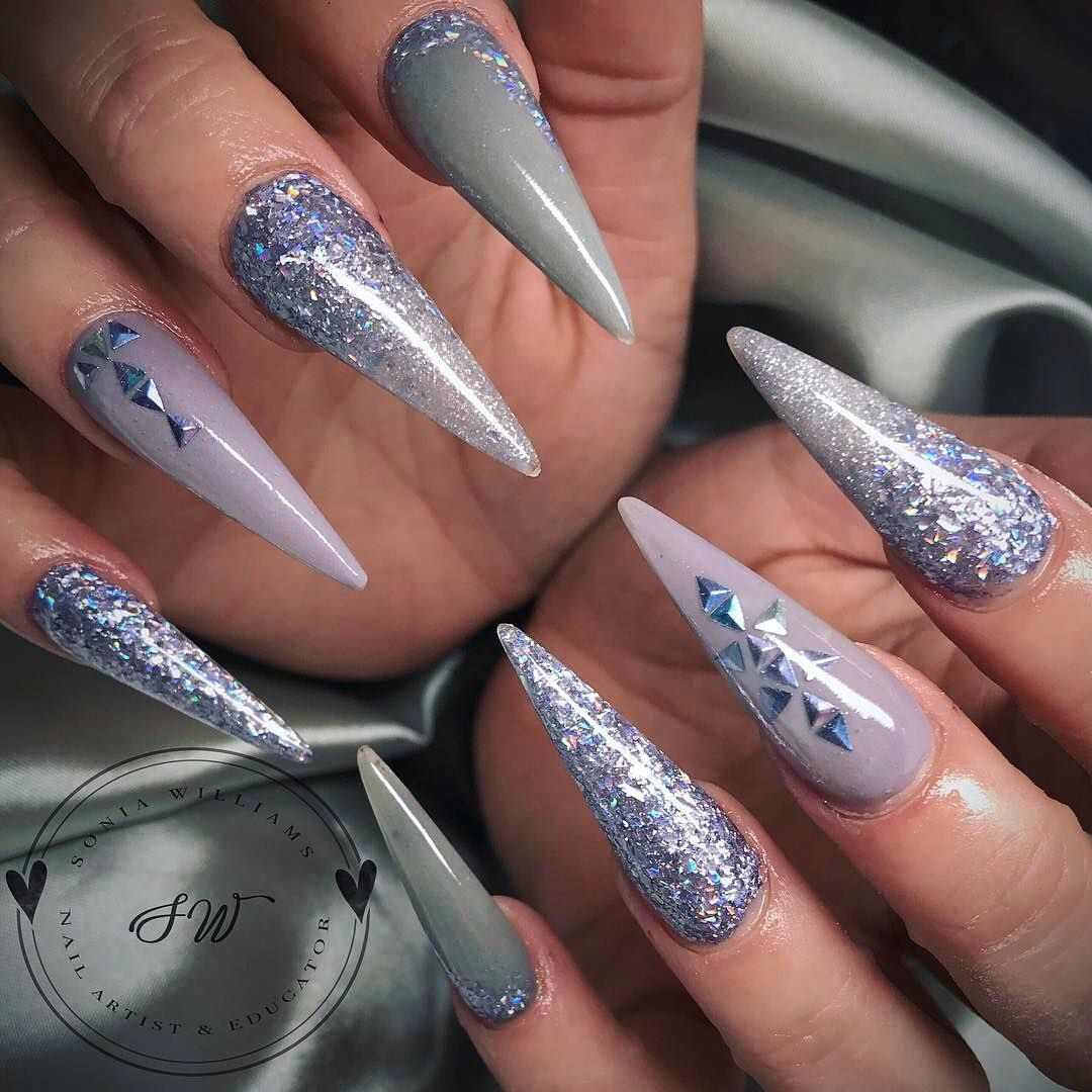 Pin by Chasity Johnson on nails Nail art courses, How to
