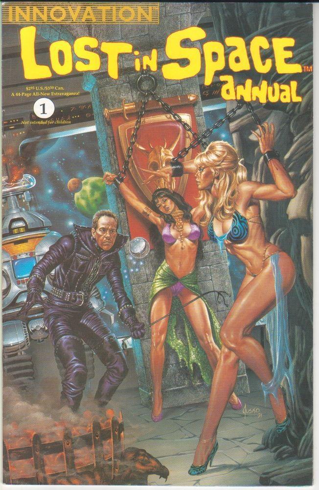 Scifi porno komiks