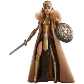 Wonder Woman: Queen Hippolyta Black Label Barbie Doll £53.99