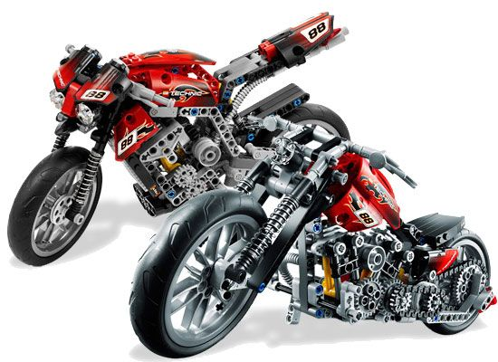 xmas 2010 lego technic motorcycle lego trucks cars and motorcycles pinterest lego technic. Black Bedroom Furniture Sets. Home Design Ideas