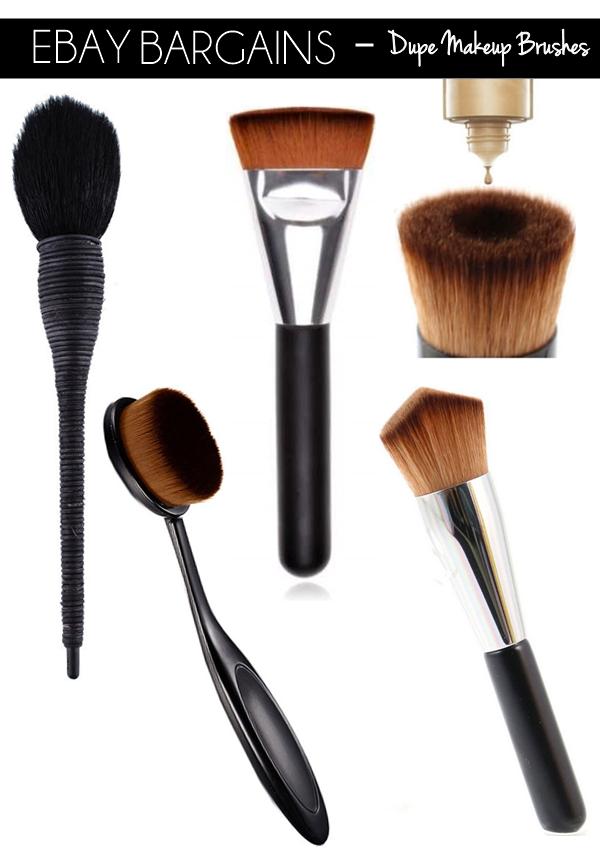 eBay Bargains 31 Dupe Makeup Brushes (Makeup Savvy