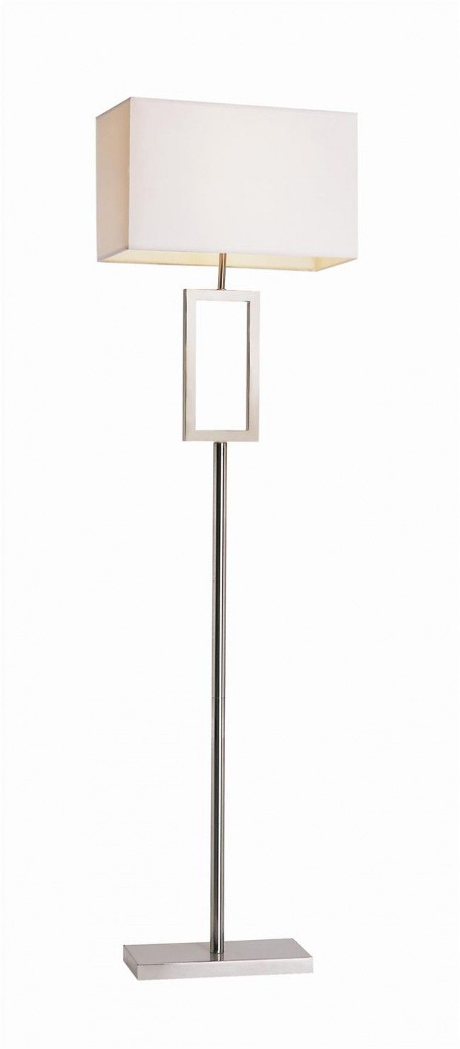 Lovely Trans Globe 1 Light Table Lamp With Brushed Nickel Finish   RTL 8304