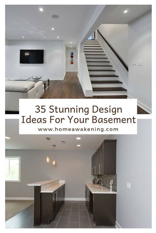 amazing design ideas for basements finishedbasements interiordesign basementdesign also rh pinterest