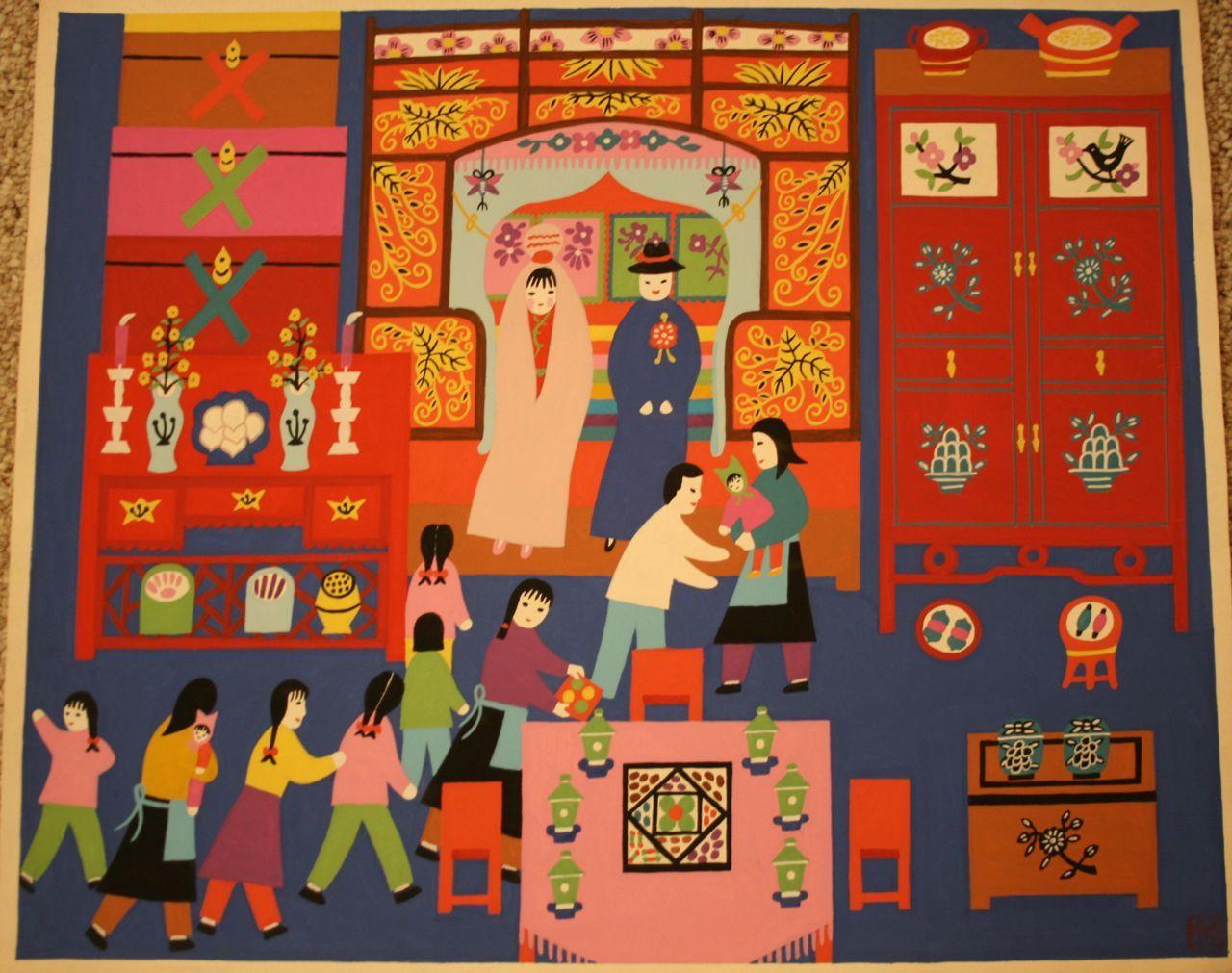 20paintings fishing jpg chinese peasant paintings pinterest - Chinese Farmer Paintings Iii Graber Designs