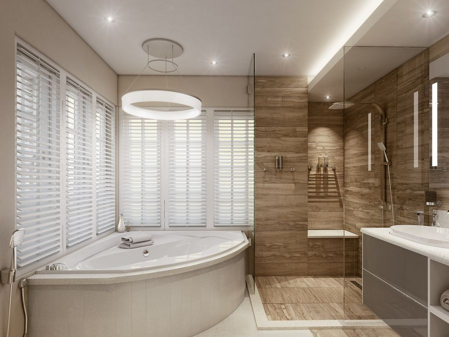 Bathroom By Design. Bathroom design services. Planning and 3D ...