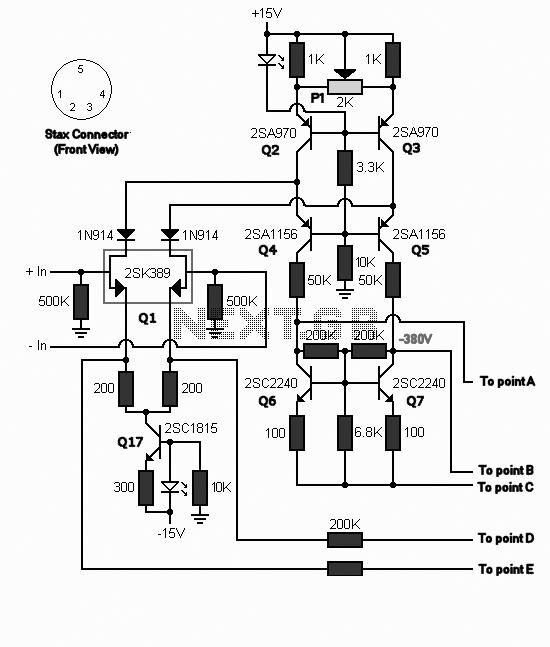 Hybrid Electrostatic Amplifier In 2020 Vacuum Tube Vacuums