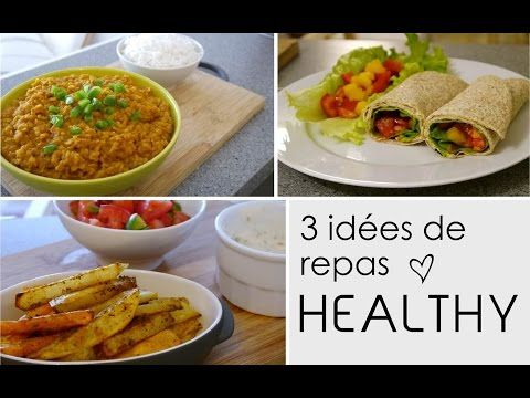 3 id es de repas healthy par alice esmeralda wrap de l gumes frites healthy au four et dahl. Black Bedroom Furniture Sets. Home Design Ideas