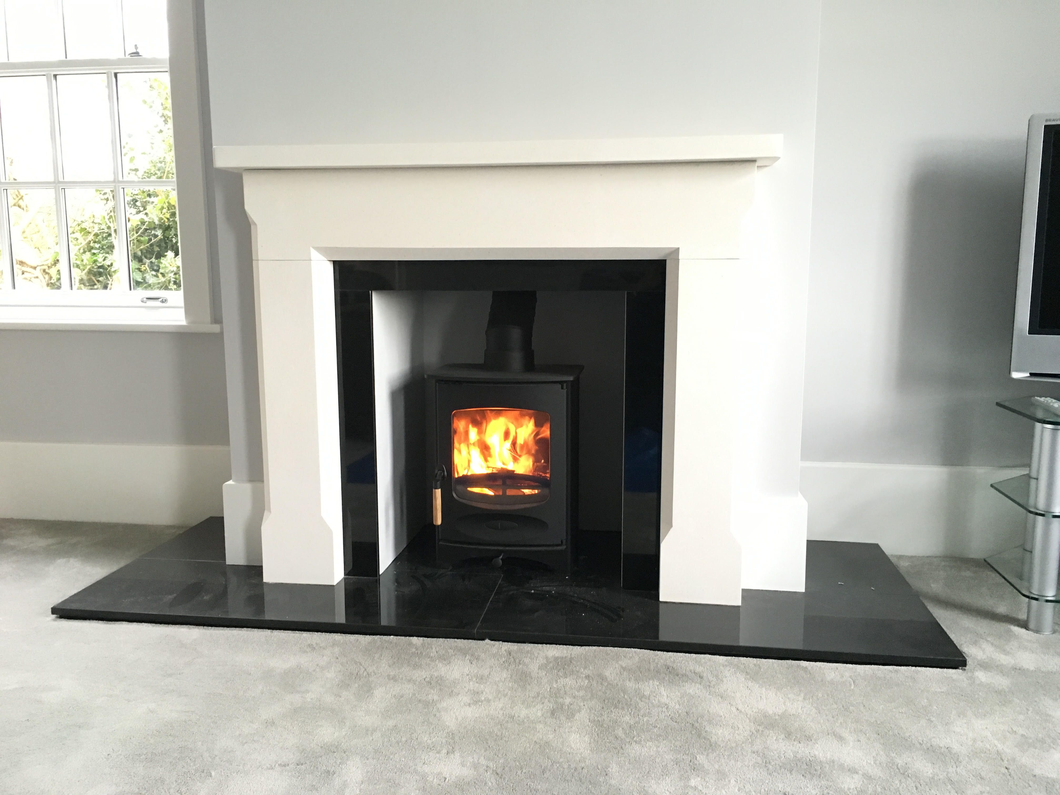 Image Result For Coleman Fire Surround Home Fireplace Wood