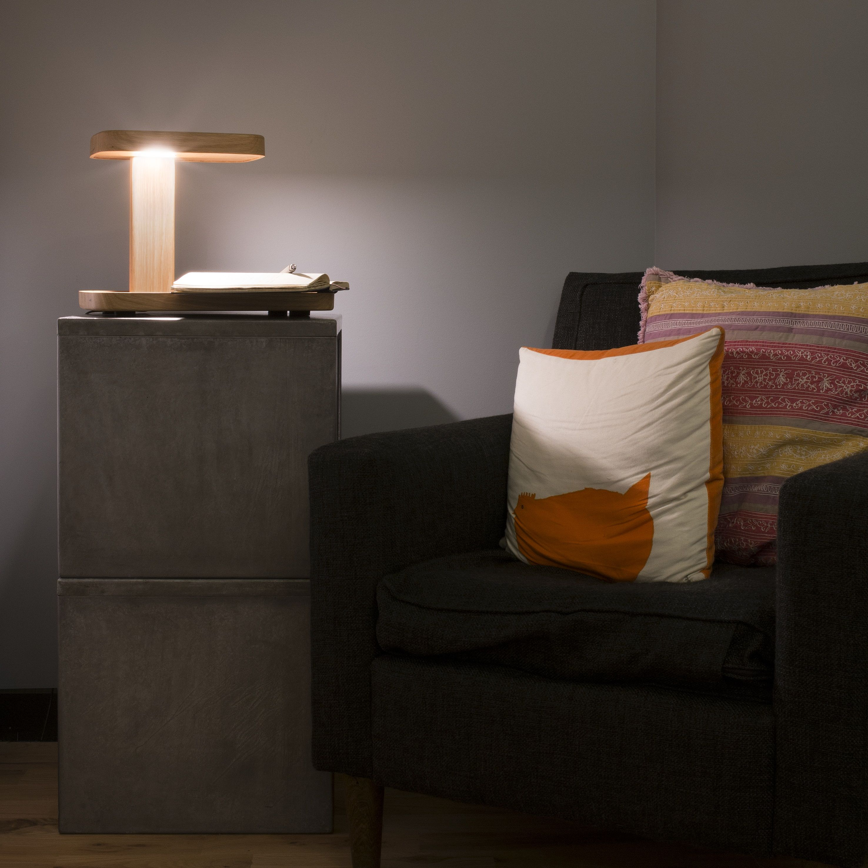 Piani Modern Table Lamp Designed By Ronan And Erwan Bouroullec