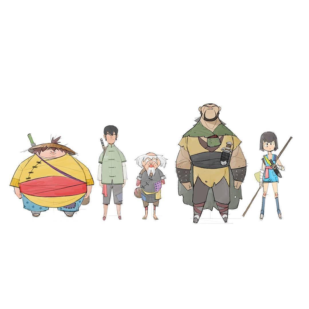 by Hyun Song We, character desginer — #characterdesign#illust #drawing #sketch #캐릭터디자인