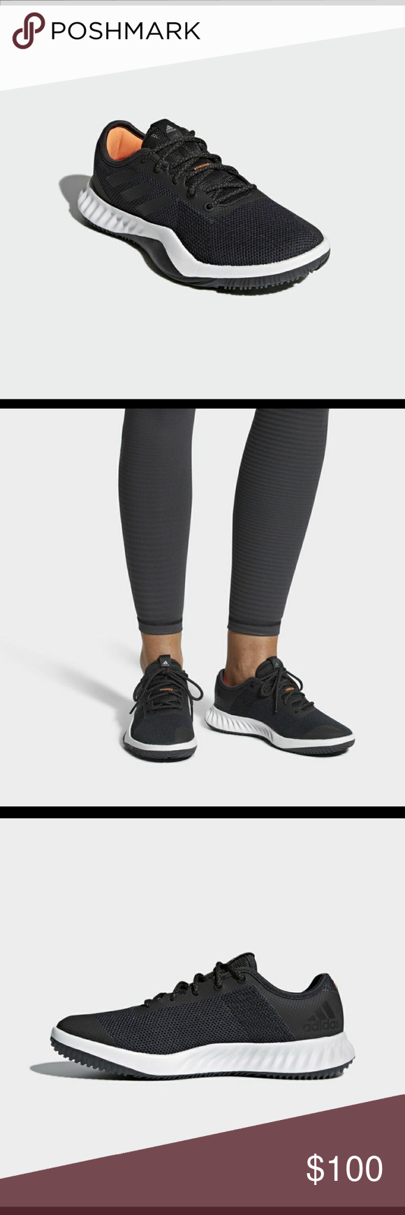 Adidas CRAZYTRAIN LT SHOES CG3496 H1 | Shoes, Training shoes, Turf ...