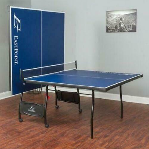 Advertisement Ebay Ping Pong Table Tennis Folding