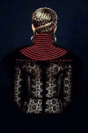 Zhang Jingna Captures Aristocratic Beauty for Harper's Bazaar Vietnam by grace