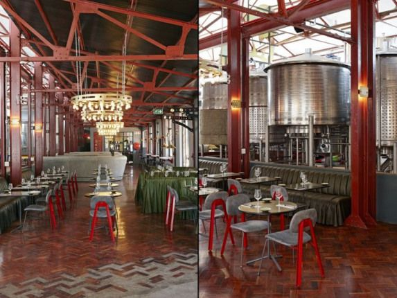 Mad Giant Brewery And Restaurant By Haldane Martin
