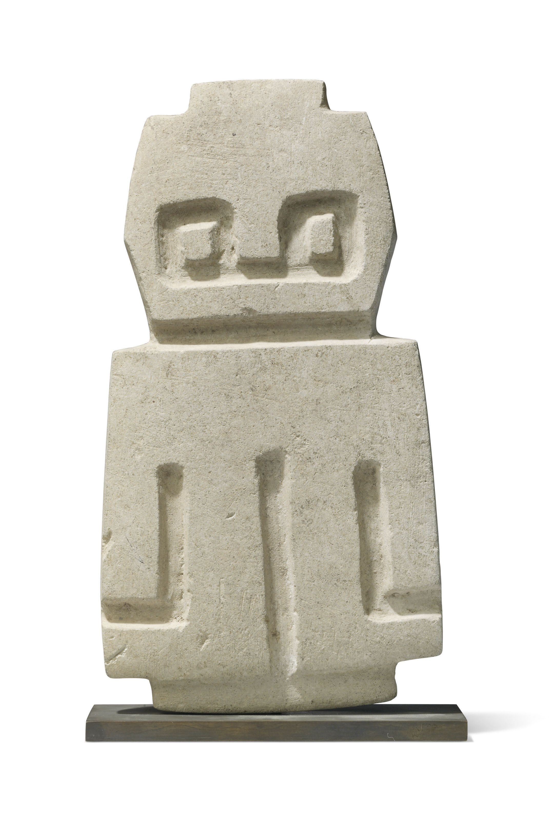 Valdivia Stone Figure Circa 2300 2000 B C Christie S Prehistoric Art Metal Working Projects Stone Carving
