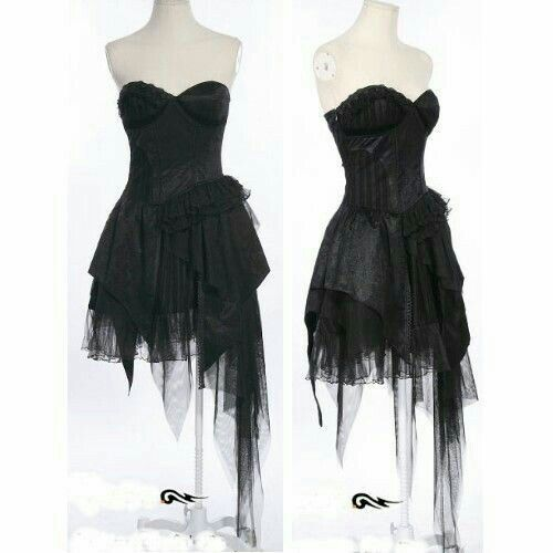 I want | clothes | Pinterest | Corset, Emo style and Gothic