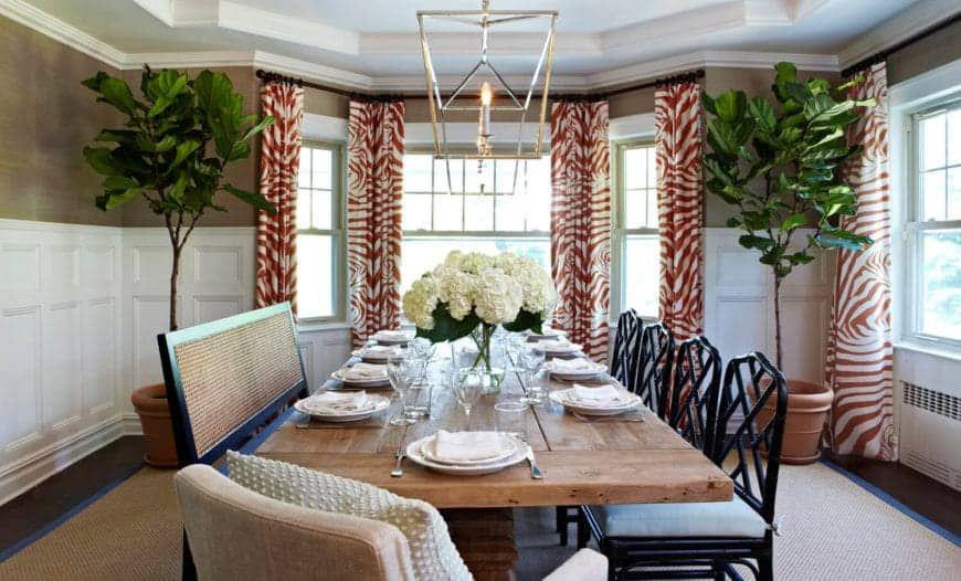 60 Beach Dining Room Ideas (Photos)