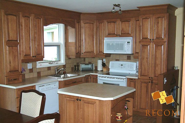 cuisine en bois portes h ritage et moulures bois. Black Bedroom Furniture Sets. Home Design Ideas